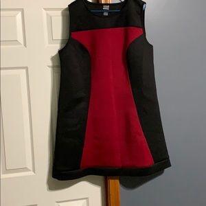 Torrid black widow dress